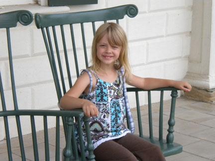 Back Porch Olivia