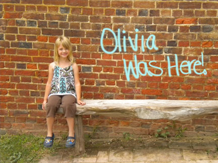 Olivia Was Here