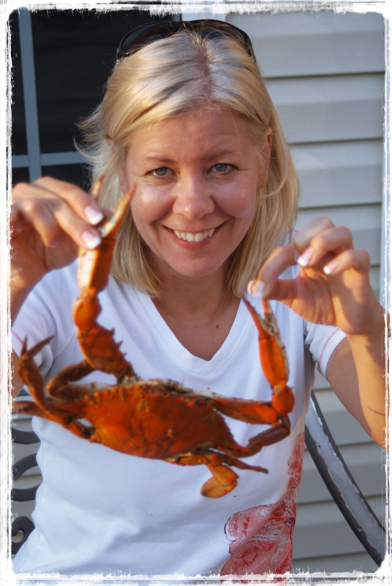 Kelly and Crabby